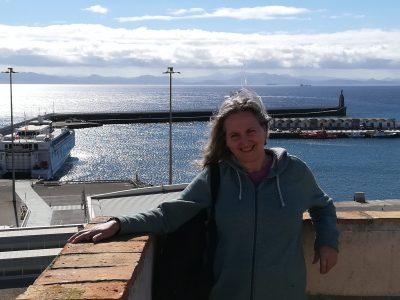 Tarifa - Blick auf den Atlantik