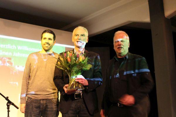 Neujahrsempfang der Grünen in Feuerbach