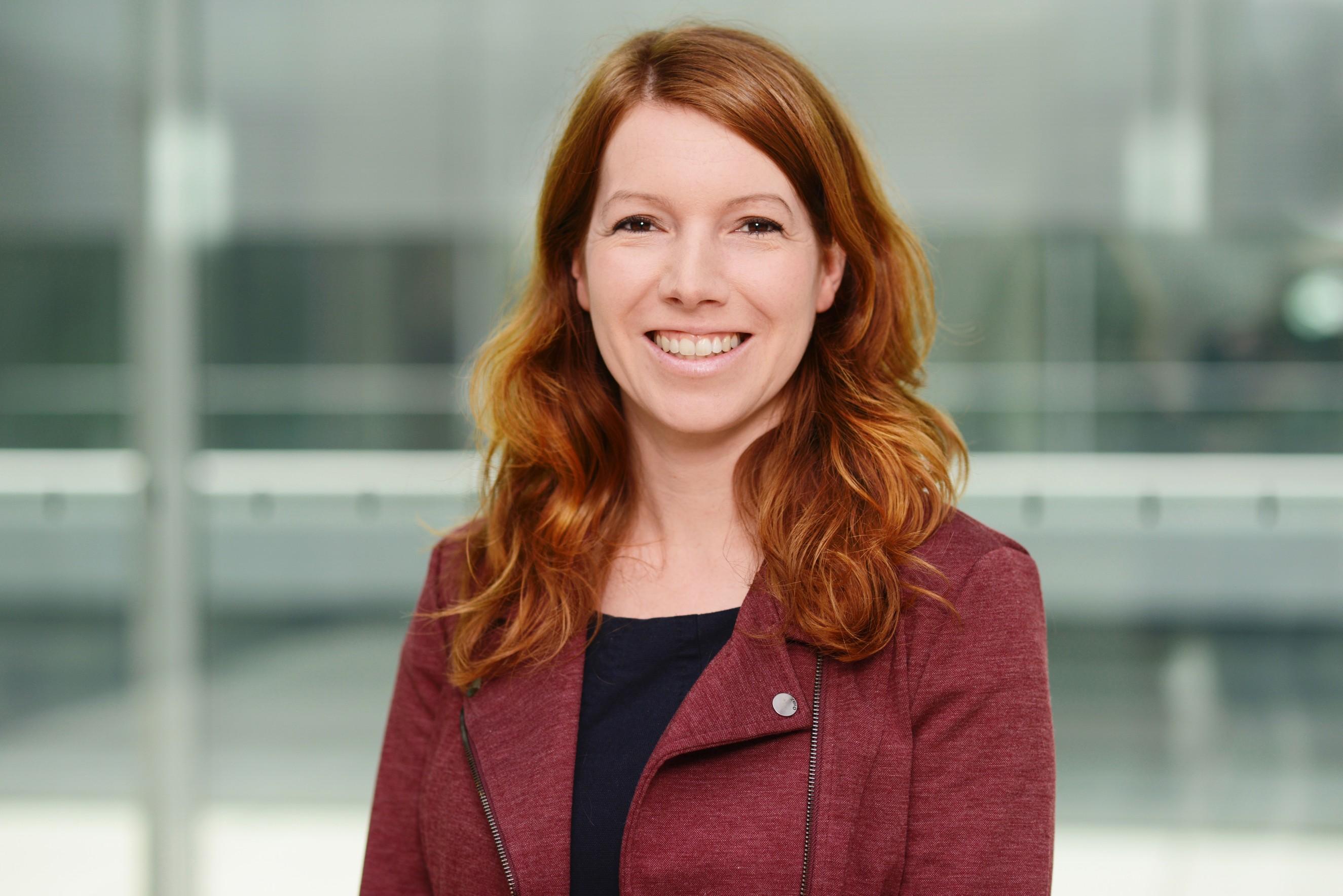 Dr. Anna Christmann,  Neue Grüne Bundestagsabgeordnete für den Wahlkreis Stuttgart II