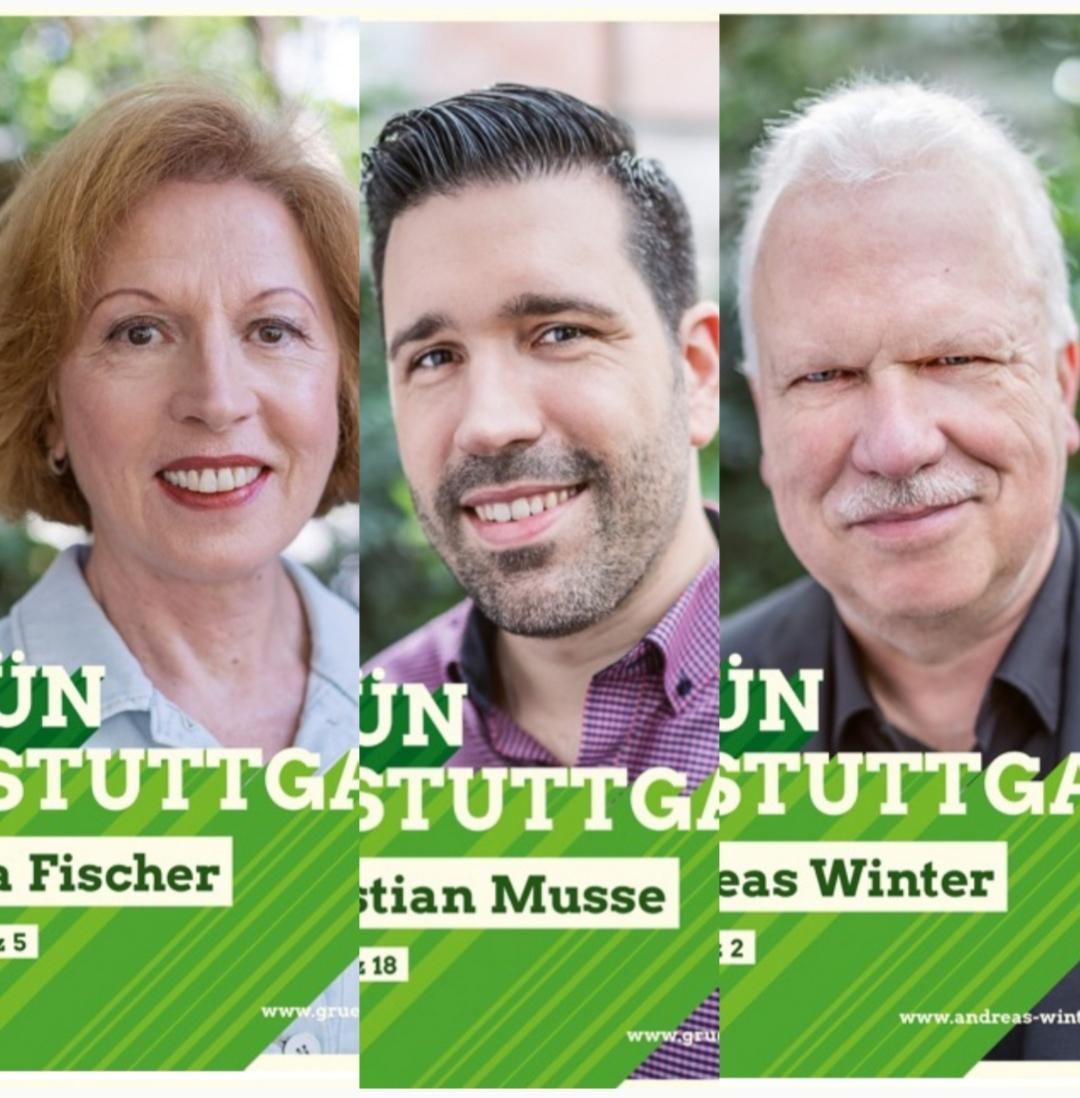 Kommunalwahlen 2019 – Unsere Feuerbacher Kandidaten und wofür sie sich einsetzen