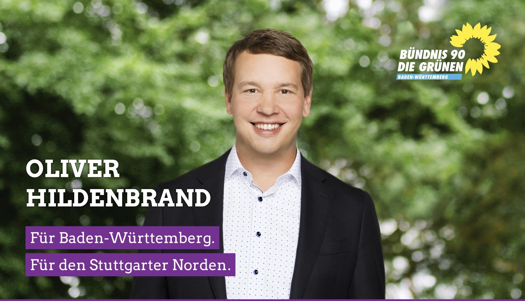 Neue Homepage von Oliver Hildenbrand