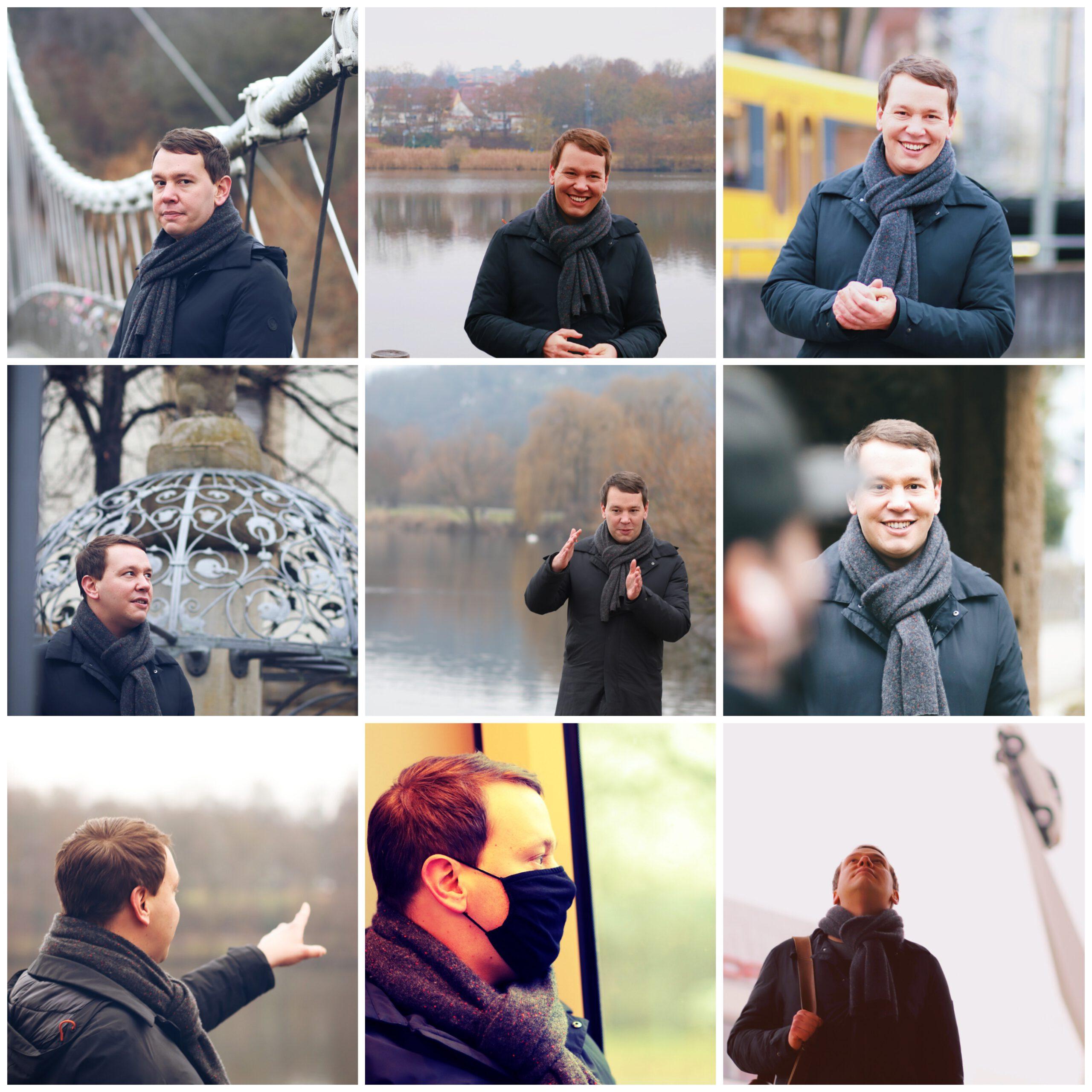 » Damit Zukunft wieder ein Versprechen ist. « Oliver Hildenbrand – Landtagskandidat für den Wahlkreis Stuttgart III