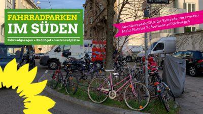 Fahrradparken in Stuttgart Süd Fahrradgaragen